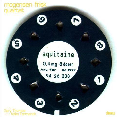Anders Mogensen - Aquitaine