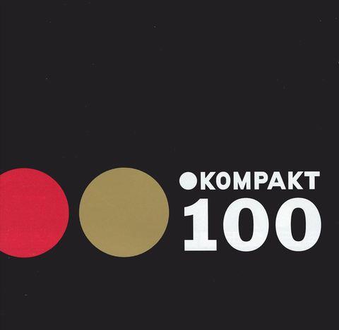 Various Artists - Kompakt 100