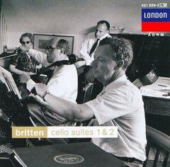 Mstislav Rostropovich - Britten: Cello Suites 1 & 2