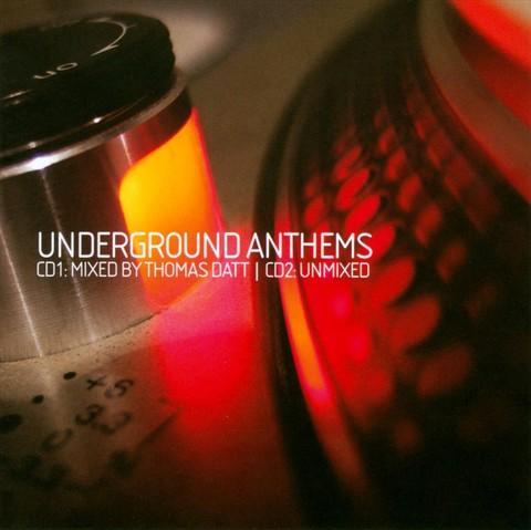 Various Artists - Underground Anthems
