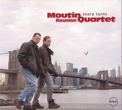 Moutin Reunion Quartett - Sharp Turns [DualDisc/DVD]