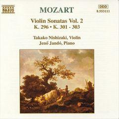 Takako Nishizaki - Mozart: Violin Concertos Vol. 2
