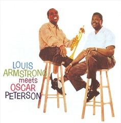 Louis Armstrong - Louis Armstrong Meets Oscar Peterson