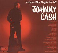 Johnny Cash - Original Sun Singles '55-'58