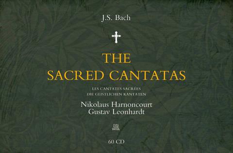 Bach, J.S. - Bach: The Sacred Cantatas [Box Set]