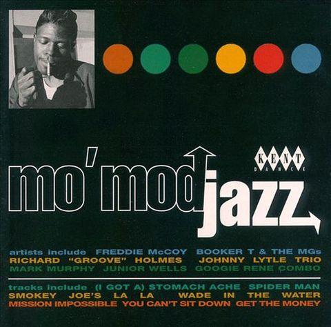 VARIOUS ARTISTS - Mo' Mod Jazz