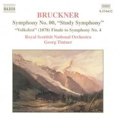 Royal Scottish National Orchestra - Bruckner: Symphony No.00/Symphony 4 Finale