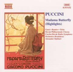 Alexander Rahbari - Puccini: Madama Butterfly (Highlights)