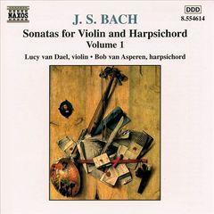 Bach, J.S. - Bach: Sonatas for Violin and Harpsichord, Vol. 1