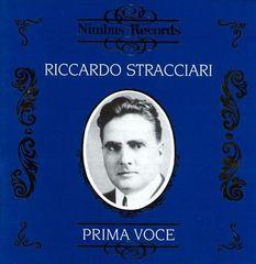 Riccardo Stracciari - Prima Voce: Riccardo Stracciari