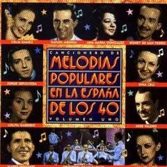 VARIOUS ARTISTS - Cancionero de Melodias, Vol. 1