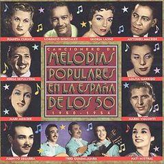 VARIOUS ARTISTS - Cancionero de Melodias, Vol. 3