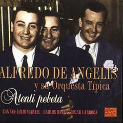Alfredo de Angelis - Atenti de Angelis