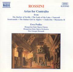 Ewa Podles - Rossini: Arias for Contralto