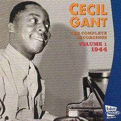 Cecil Gant - Complete, Vol. 1: 1944