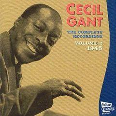 Cecil Gant - Complete, Vol. 2: 1945