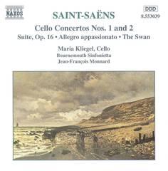 Maria Kliegel - Saint-Saëns: Cello Concertos Nos. 1 & 2