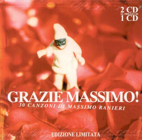 Massimo Ranieri - Grazie Massimo: 30 Canzoni Di Massimo Ranieri