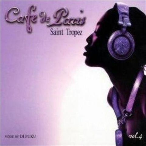 VARIOUS ARTISTS - Cafe de Paris: St. Tropez, Vol. 4