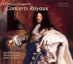 Couperin, F. - François Couperin: Concerts Royaux (Paris 1722)