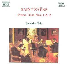 Joachim Trio - Saint-Saëns: Piano Trios Nos. 1 & 2