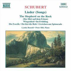 Lynda Russell - Schubert: Lieder (Songs)