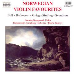 Kraggerud, Henning - Norwegian Violin Favourites