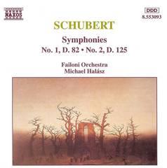 Michael Halász - Schubert: Symphonies Nos. 1 and 2