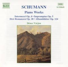 Dénes Várjon - Schumann: Piano Works