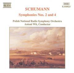 Antoni Wit - Schumann: Symphonies Nos. 2 & 4