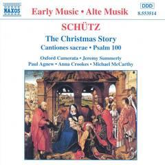 Jeremy Summerly - Schütz: The Christmas Story