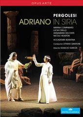 Accademia Bizantina - Pergolesi: Adriano in Siria