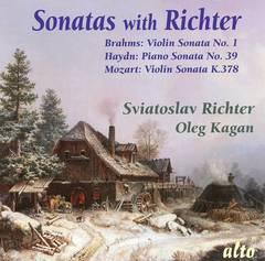 Sviatoslav Richter - Sonatas with Richter