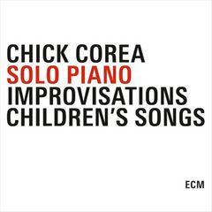 Chick Corea - Solo Piano Improvisations/Children's Songs