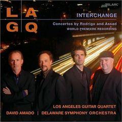 Los Angeles Guitar Quartet - Interchange: Concertos by Rodrigo and Assad