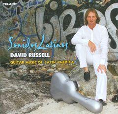 David Russell - Sonidos Latinos