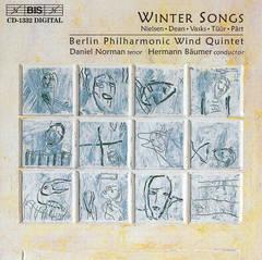 Berlin Philharmonic Wind Quintet - Winter Songs
