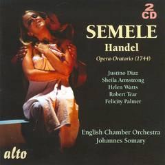 Johannes Somary - George Frideric Handel: Semele