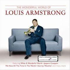 Louis Armstrong - Wonderful World of Louis Armstrong [Universal International]