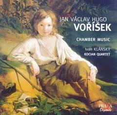 Kocian Quartet - Jan Václav Hugo Vorísek: Chamber Music