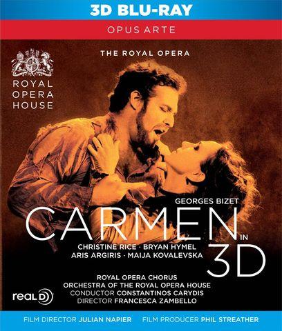 Constantinos Carydis - Bizet: Carmen In 3D