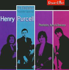 The Flautadors - Purcell: Phantasies, Ayres & Chaconys