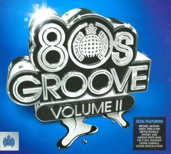 VARIOUS ARTISTS - 80s Groove, Vol. II
