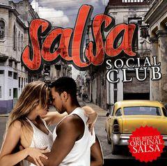 Various Artists - Salsa Social Club