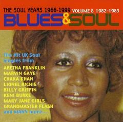 Various Artists - Blues & Soul, Vol. 8: 1982-1983