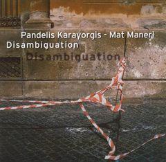 Pandelis Karayorgis - Disambiguation