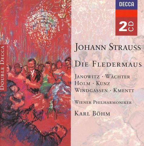 Karl Böhm - Johann Strauss: Die Fledermaus