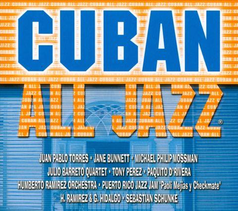 Various Artists - Cuban All Jazz [Tropical]
