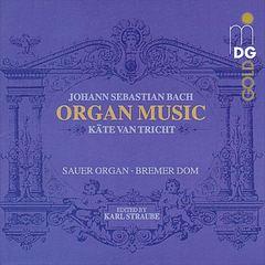 Bach, J.S. - Organ Music