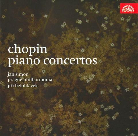 Jan Simon - Chopin: Piano Concertos